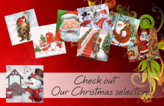 Check out our Christmas selection !