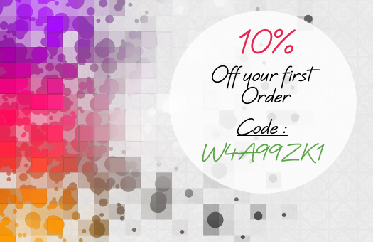 Welcome Offer : 10% discount on your first order !